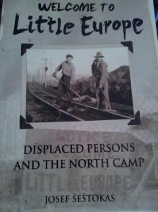 Sestokas, Josef. Welcome To Little Europe. Sale, Vic.: Little Chicken Publishing, 2010. Print.
