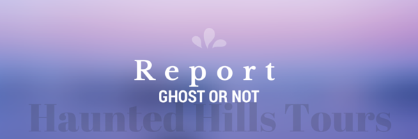 The report is back on Ghost or Not. Find out who won the competition and a full report on the photos received at the Friday the 13th of February ghost tour.