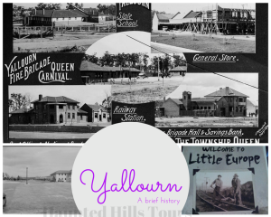 A brief history of Yallourn