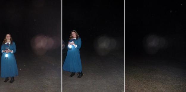 orb, spirit, camera flare