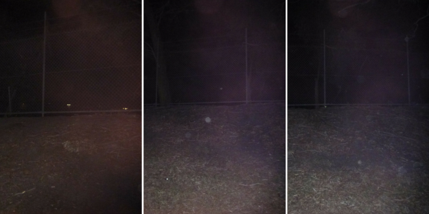 This red mist was caught near the pool on School Ave... The full photos are in the March Ghost Tour Gallery