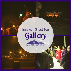 Traralgon Ghost Tour gallery