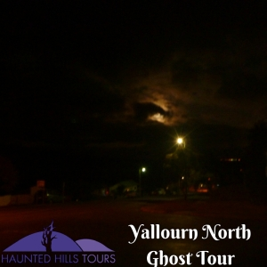 This is taken at the corner of North and Reserve St in Yallourn on the August super moon.