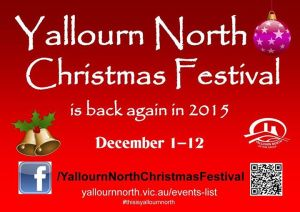 Yallourn North Christmas Festival