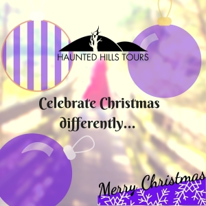 Celebrate Christmas differently...